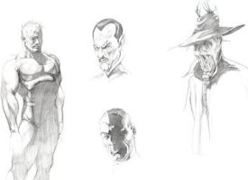 After Alex Ross by tvfunnyman