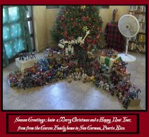 The Christmas Photo 2013 by TheCiemgeCorner