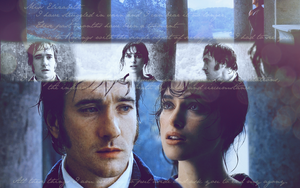 Wallpaper: Pride and Prejudice by JESSICAATK