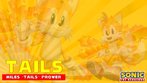 Tails Wallpaper 2013 by RedFoxPrower