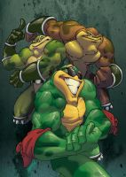 BattleToads by theCHAMBA