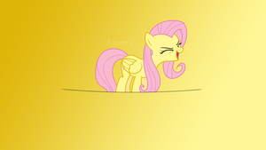 Fluttershy Wallpaper -1920x1080- by gandodepth