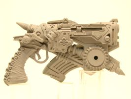 Gorgon pistol detail 2 by OliverBrig