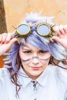 Randomnaizer's original steampunk cosplay by PrincessAlbertSwe