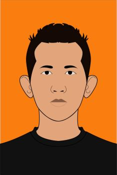 Vector_profile picture by AQuadroGRAphx