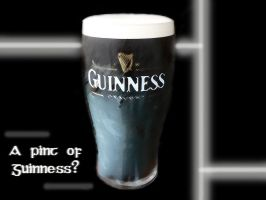 A pint of Guinness? by tucsicorr