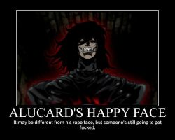 Hellsing motivational 6 by AlucardWesker666