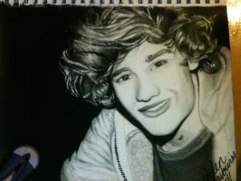 Liam Payne by fearless-art