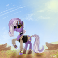 Aether Naut! - Traveling Pony Museum by Felynea