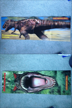 Walking with Dinosaurs Magazine Poster by Dinodavid8rb