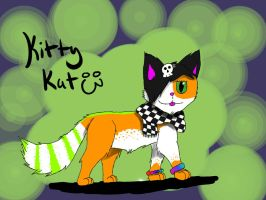 KittyKat by walter-the-furry