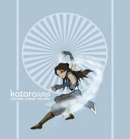 Katara: Master Water Bender by Samie661