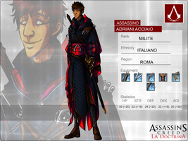 ACD - Adriani App Sheet by AnimeDumbass