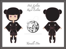 Lolita Tweedle Dee concept by DeliriousXDreamer
