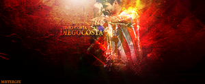 Diego Costa by Mister-GFX
