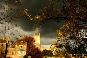Autumnal Storm Passes by EarthHart