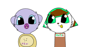 PIEper and MinTEA by PiperMagician