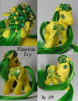 Electric Ivy View 3 by JoshsPonyPrincess