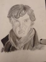 Sherlockfinished by EquineLullaby