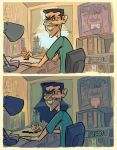 Guillermo's Productivity by TR-B