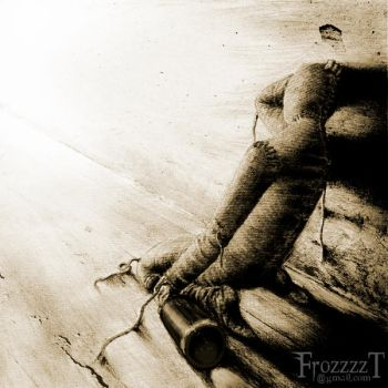 Adipsia - CD cover artwork by Frozzzzt