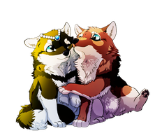 Chibi _ commission for Tanchie97 by Leyver