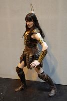 Xena Cosplay, Birmingham Comic-Con 2013 (6) by masimage