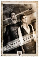 Silent Man Of Steel by MeetMrCampbell