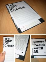 The Wind Of Change magazine by logaan