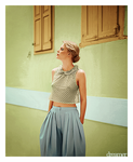 Unknown Woman Colorize by CaterinaZito