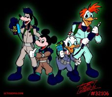 Disneybusters by Ectozone