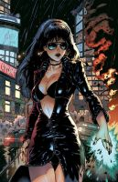 Grimm Fairy Tales - Code Red #4 colors by xavor85