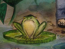 froggy by DeatHerald