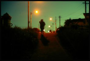 Walking with ghosts by alcohobo