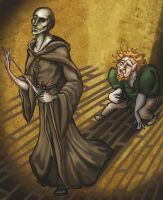 Hunchback of Notre-Dame by AymsterSilver