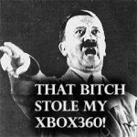 Hitler loves his Xbox by Cursed-Arcade