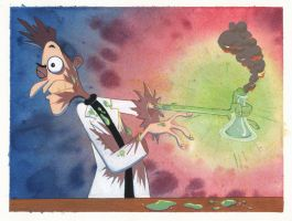 Doofenshmirtz by spooypress