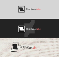 Resistancetube Logo for sell by lpzdesign