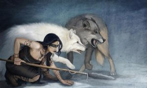 Pack of Wolves by laura-csajagi