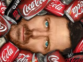 parody house md coca cola by kaloly