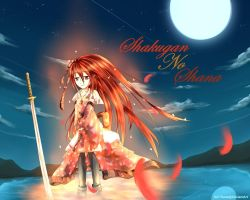 Shakugan no Princess by Ani-Yume