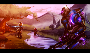 ::Alpha Team:: by sangheili117