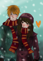HP: Romione by Kipsiih
