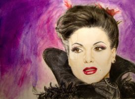Evil Queen by jackiecane