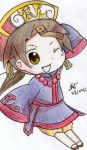APH Halloween - China coloured by pammy01251