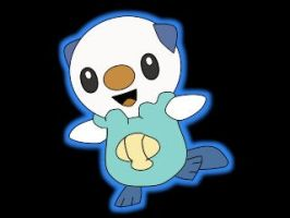 Oshawott Iluminated by Jaimexz