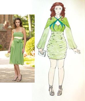 Project Runway Challenge 8: You Can Totally by megpie252