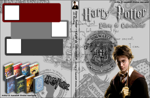 """""""Harry Potter collection"""" DVD by azevedo9"""