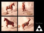 The Tiniest Horse in Hyrule by TheDoomKat