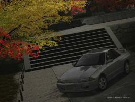 NISSAN SKYLINE GTS-t Type M - 1 by pete7868